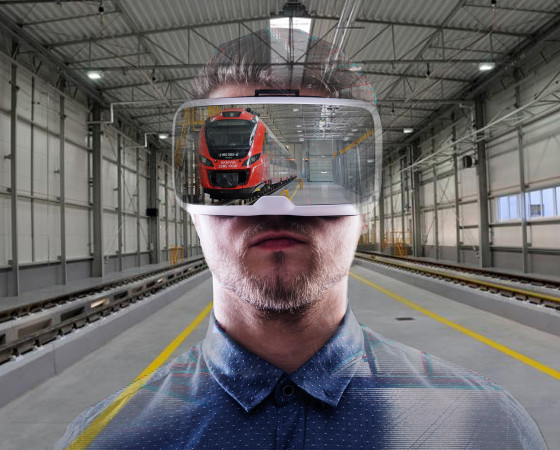 Virtual Reality (Virtuelle Realität)
