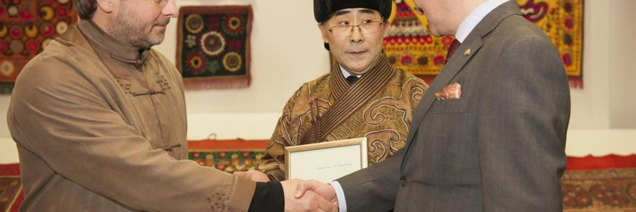 CHARITABLE MONGOLIAN MEETING